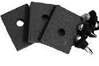 Picture of Brake Pad Kit Single Hole