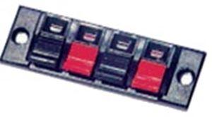 Picture of 4 pole speaker terminal board 16