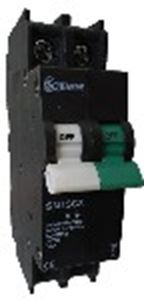 Picture of Isol/Breaker 20a 1p+N 3ka Mcb