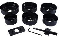 Picture of Downlighter Holesaw Set 6pce 51 60