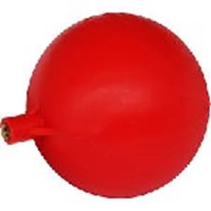 Picture of Ball Plastic Float Black