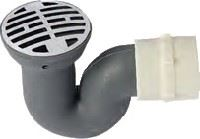 Picture of Shower Trap Shallow Seal Cp Top 50mm