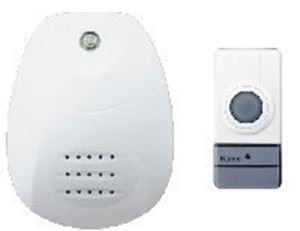 Picture of Door Bell Wireless 16 Chime 80m