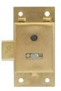 Picture of Cupboard Lock 2 Lever 51mm Bp