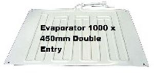 Picture of Evaporator 1000 x 450mm Double Entry