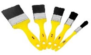 Picture of Paint Brush Bee Set 5Pc -12-25-38-50-75mm