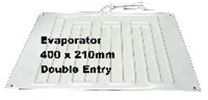 Picture of Evaporator 400 x 210mm Double Entry