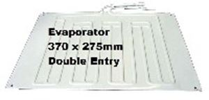 Picture of Evaporator 370 x 275mm Double Entry
