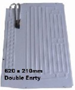 Picture of Evaporator 620mm x 210mm Double Entry