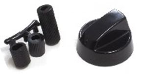 Picture of Knob Black Oven Universal