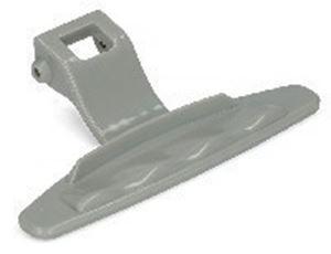 Picture of Door Handle Grey Lg Washing Machine 3650er2005B