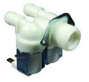 Picture of Solenoid Valve 2 Ways 180° BG-TP 14mm