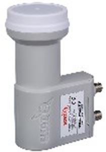 Picture of Elsat Twin Universal LNB With 10.6GHX
