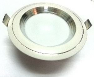 Picture of Downlighter 5W-A3 01080 White and Silver