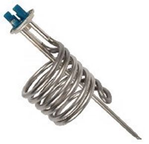 Picture of Geyser Element 4Kw Spiral H/W With Pocket Blue