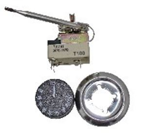 Picture of Thermostat 30-110°C Knob/Bezel Shaft Cap:1450mm