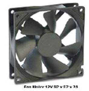 Picture of Fan Motor 12V 92 x 92 x 25 Maglev