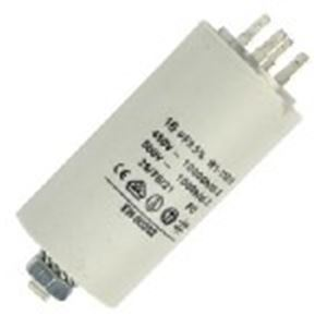 Picture of Capacitor 16uf 450v Plastic