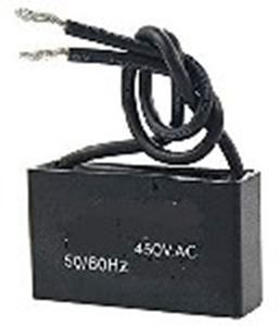 Picture of Capacitor 450V Square 4Uf
