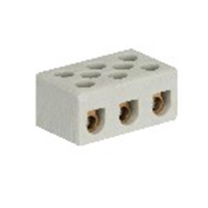 Picture of Connector Porcelain 15amp 3way