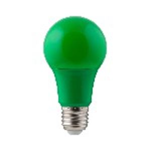 Picture of Led A60 7w Lamp Green E27