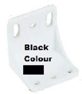 Picture of Bracket Double With Lid Black