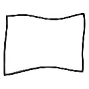 Picture of Gasket SO DY Gemini 300 500 x 300 4 Side