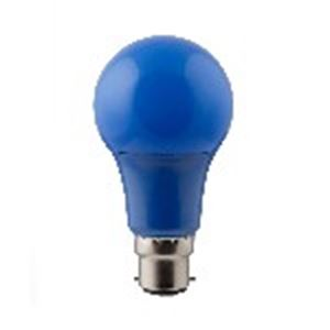 Picture of Led A60 7w Lamp Blue B22