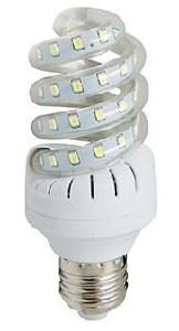 Picture of Led Spiral Smd Corn Bulb 9w E27 230v