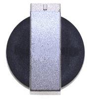 Picture of Knob Black/Silver C511
