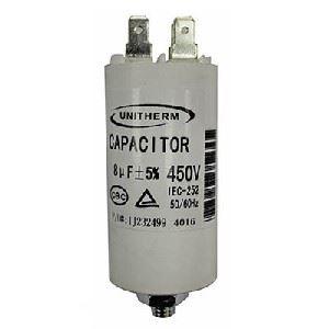 Picture of Capacitor 8uf 450v Plastic