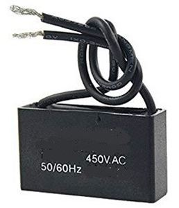 Picture of Capacitor 450V Square 10Uf