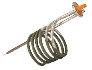 Picture of Geyser Element 3Kw Spiral H/W With Pocket Orange