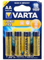 Picture of Battery Longlife Aa Bli 6 (4+2)
