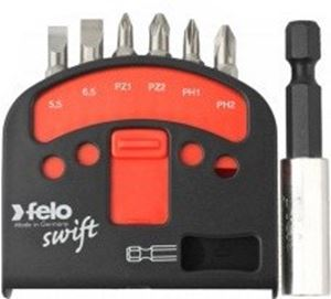 Picture of Felo Swift Box Bit Set 7 Pce