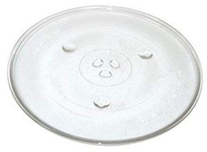 Picture of Glass Plate 325mm Clover