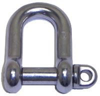 Picture of D Shackle 16mm