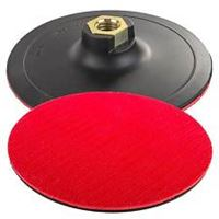 Picture of Pad Rubbing Backing 4 115mm/4.5 Grinder Velcro