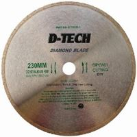 Picture of Diamond Blade Continuous Rim 230