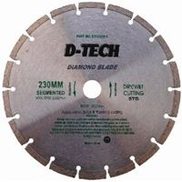 Picture of Diamond Blade Segmented Std. 230