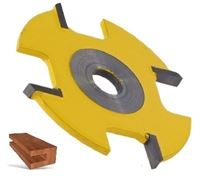 """Picture of Router 4 Wing Cutter 2"""" X 3.2mm"""