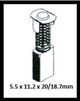 Picture of STL C/BRUSH CS185LB-1-19 EBS