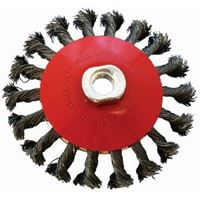Picture of Wire Cup Brush Twisted Bevel Plain