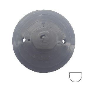 Picture of Knob SO DY Barrel 6mm Blk