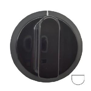 Picture of Knob SO UV Control 6mm Blk