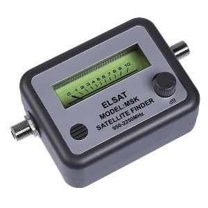 Picture of Satellite Finder Analogue With Buzzer