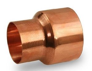 Picture of Copper Coupling Reducing 3/8 x 1/4