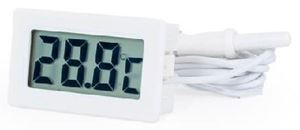Picture of Digital Thermometer White tpm10