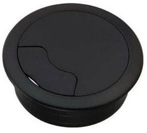 Picture of Wire Management Black 64mm