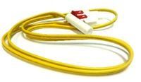 Picture of Sensor 033 White Head & Yellow Wire